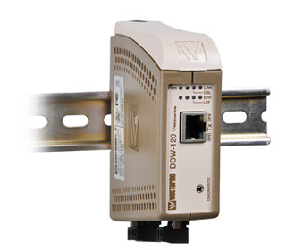 Industrial Ethernet SHDSL Extender DDW-120 by Westermo.