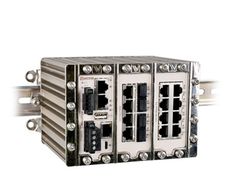Managed Ethernet Switch RFI-119-F4G-T7G by Westermo