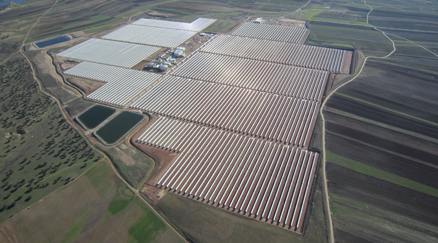 Westermo Ethernet switches in one of the largest solar plants in the world